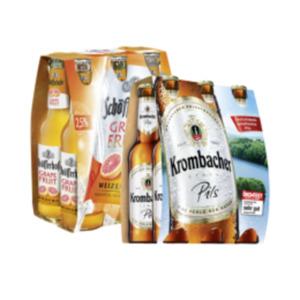 Krombacher, Beck's oder Schöfferhofer
