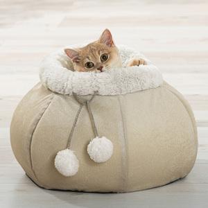 Cat-Bonbon Katzenhöhle und -bett2 in 1