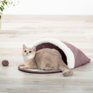 Cat-Bonbon Katzen-Raschelhöhle 3 in 1