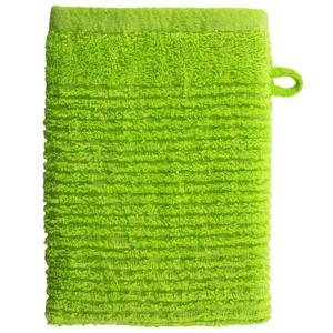 Waschhandschuh KRONBORG® Lifestyle (16x21, grün)