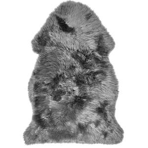 Echtes Lammfell (50x85, anthrazit)