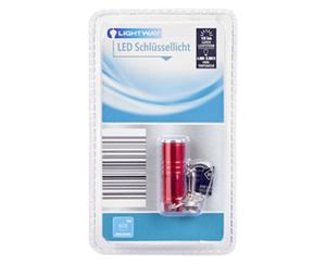 LIGHTWAY®  LED-Schlüssellicht
