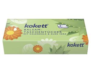 kokett®  Balsam Taschentücher