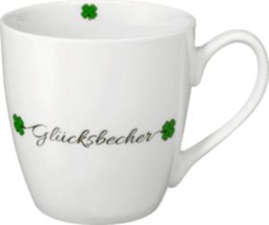 """Dekorieren & Einrichten Kaffeetasse Groß """"Glücksbecher"""""""