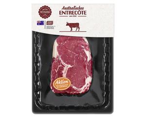MEINE METZGEREI Australisches Entrecôte Steak
