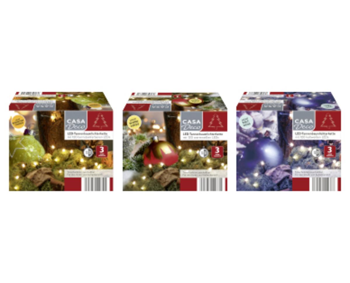 Bild 4 von CASA Deco Weihnachtskugel-Mix