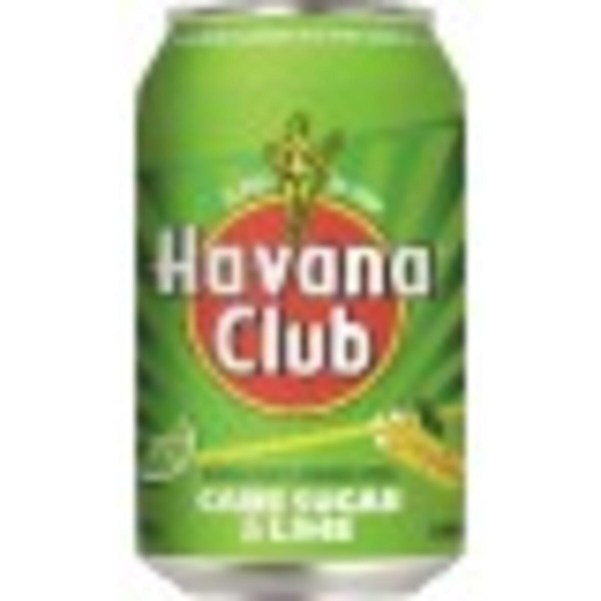 Bild 1 von Havana Club Cane Sugar & Lime 0,33 ltr