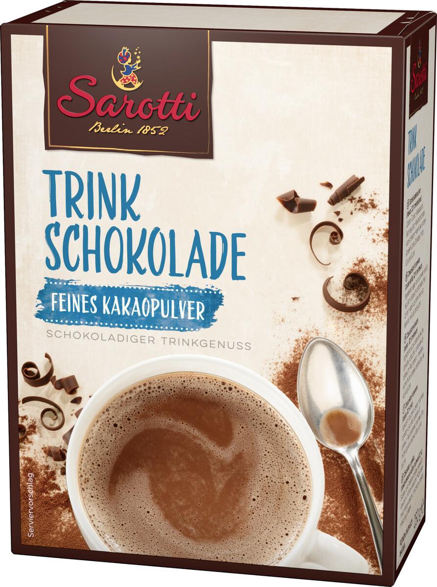 Bild 2 von Sarotti Trinkschokolade Feines Kakaopulver 250g