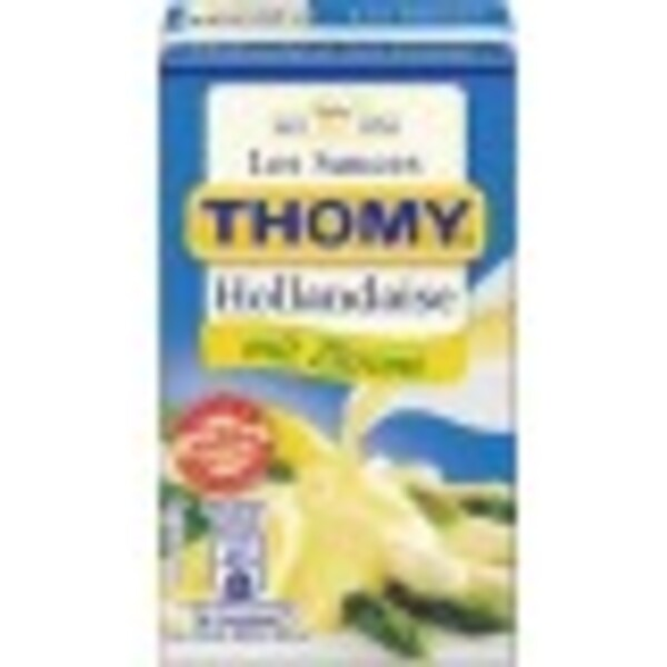 Thomy Les Sauces Hollandaise mit Zitrone 250 ml