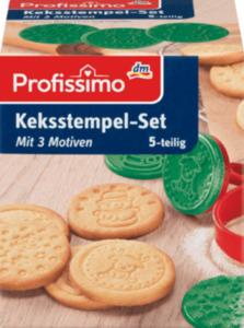 Profissimo Keksstempel-Set