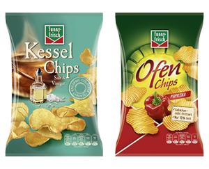 funny-frisch Kessel oder Ofen Chips
