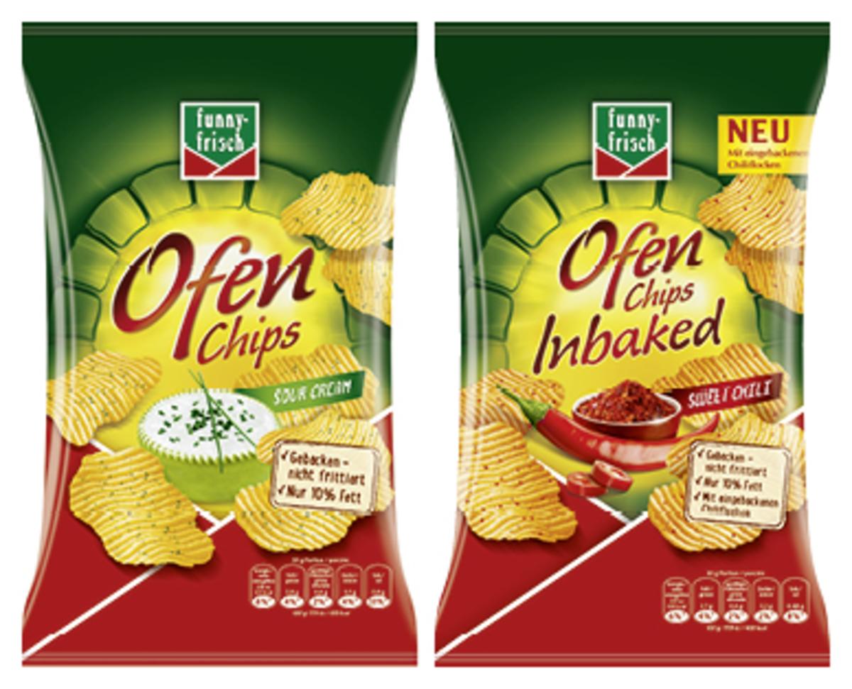 Bild 2 von funny-frisch Kessel oder Ofen Chips