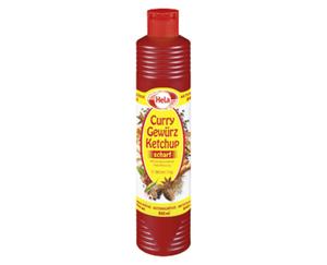 Hela Curry Gewürzketchup