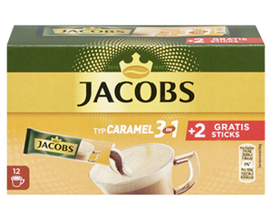 JACOBS Sticks 2-in-1 und 3-in-1 + 2 Sticks gratis