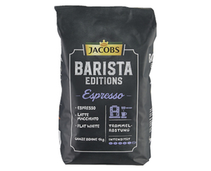 JACOBS Barista Editions, ganze Bohne
