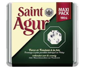 Saint Agur oder Saint Albray L'original