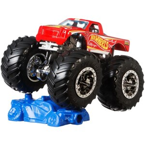 Hot Wheels - Monster Trucks 1:64, sortiert