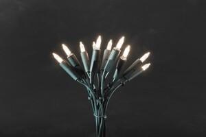 Konstsmide LED Minilichterkette ,  50 LED, warmweiß