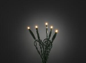 Konstsmide LED Microlichterkette ,  35 LED, bernstein
