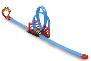 Autorennbahn Double Looping