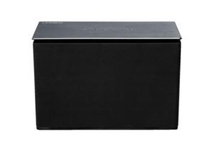 MEDION Lifebeat X61073 Multiroom Lautsprecher in Schwarz / Silber
