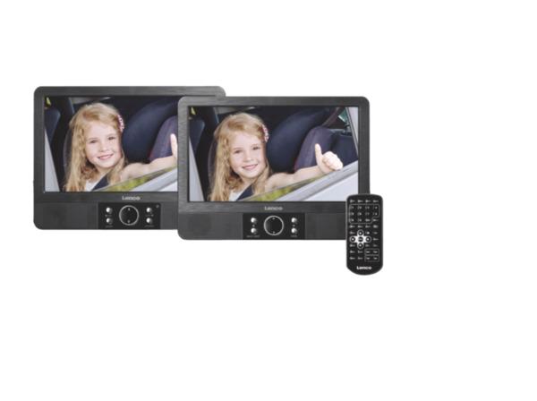 LENCO MES-405 Tragbarer DVD-Player