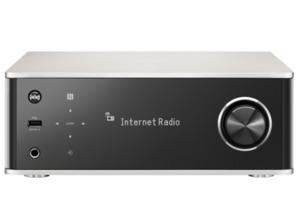 DENON DRA-100 Stereo Netzwerk Receiver Silber online