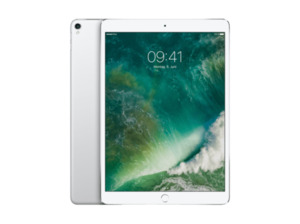 APPLE MQF02FD/A iPad Pro Wi-Fi + Cellular Tablet,   64 GB in Silber
