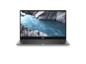 DELL XPS 9380 Notebook mit Core™ i5, 8 GB RAM, 256 GB & Intel® UHD-Grafik 620 in Silber