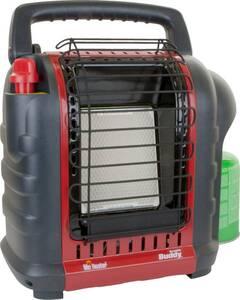 """Gasheizung """"Portable Buddy"""", für bis zu 21 m³ Raumvolumen Mr.Heater"""