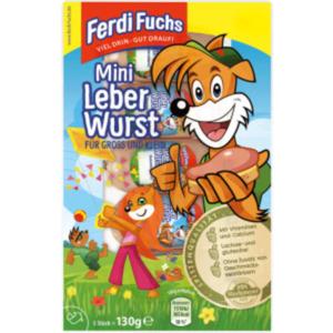 Ferdi Fuchs Mini Leberwurst