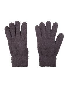 Damen Handschuhe aus Teddyfell