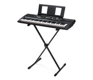 Yamaha »EZ-220« Leuchttastenkeyboard-Set inkl. Keyboardständer und Kopfhörer