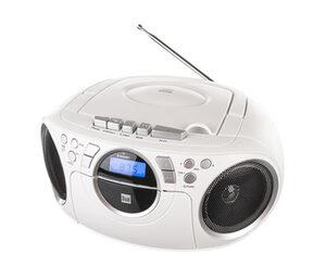 Dual-P75-Boombox mit Radio, CD- und Kassettenlaufwerk