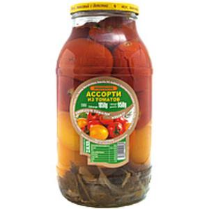"""Eingelegte Tomaten """"Assorti"""""""