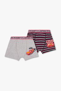 Cars - Boxershorts - Bio-Baumwolle - 2er Pack