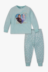Die Eiskönigin - Pyjama  - Bio-Baumwolle - 2 teilig