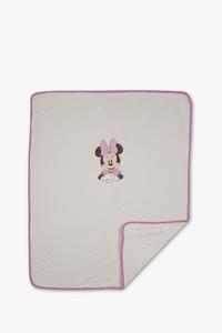 Minnie Maus - Baby-Decke