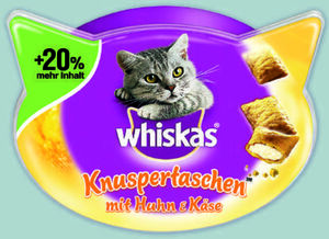 Whiskas Katzen-Snacks