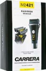 Carrera Wet & Dry Herrenrasierer