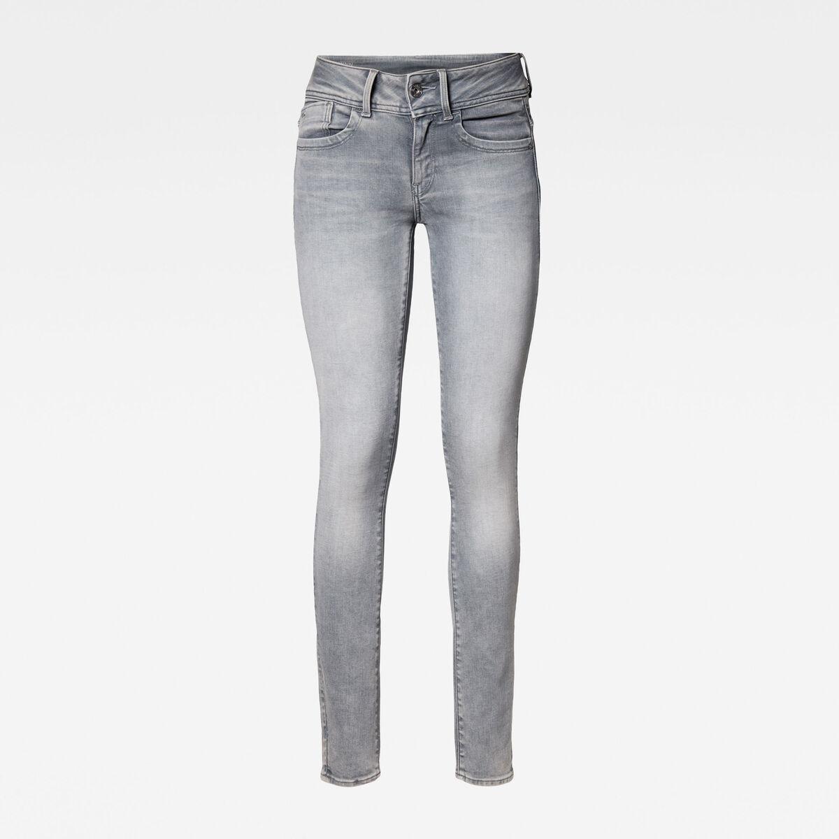 Bild 4 von Lynn Mid Waist Skinny Jeans