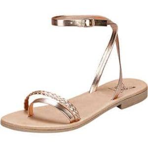 Post Xchange Sandale Damen rosa