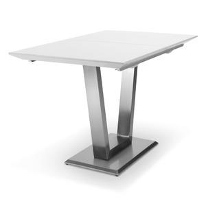Esstisch mit Auszug Larino 120/160 x 80 cm