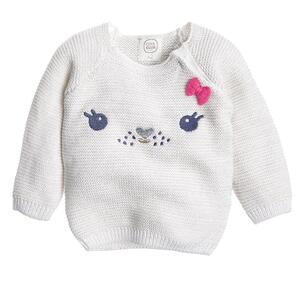 Baby Strickpullover für Mädchen