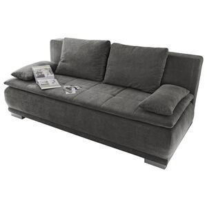 Sofa mit Schlaffunktion in Grau 'Luigi LUX.3DL'