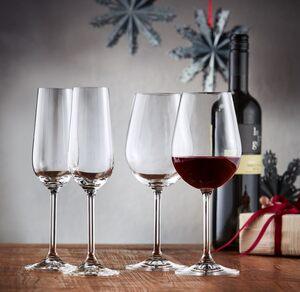 BOHEMIA Sekt- oder Weinglas-Set