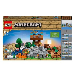 LEGO Minecraft - 21135 Die Crafting-Box 2.0
