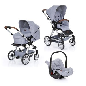 ABC Design - Turbo 4 All In One, Grey