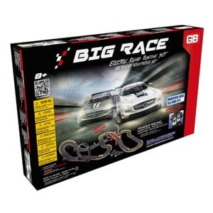 Electric Power Big Race Strassenrennen Set