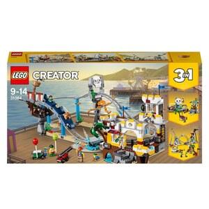 LEGO Creator - 31084 Piraten-Achterbahn